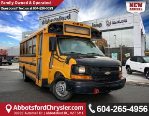 Used 2011 Chevrolet Express Cutaway Standard *WHOLESALE DIRECT* for sale in Abbotsford, BC