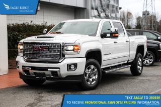 New 2019 GMC Sierra 3500 HD Denali Navigation, Leather, Sunroof for sale in Coquitlam, BC