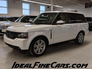 Used 2012 Land Rover Range Rover HSE/NAV/BACK-UP CAM/COOLED/HEATEDSEATS! for sale in Toronto, ON