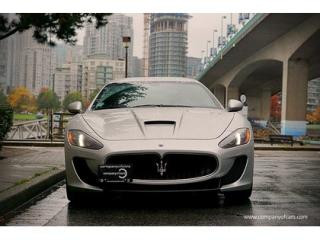 Used 2015 Maserati GranTurismo MC for sale in Vancouver, BC