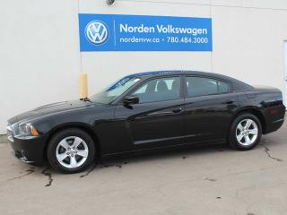 Used 2013 Dodge Charger SE - A-C / CRUISE CONTROL / ALLOY WHEELS for sale in Edmonton, AB