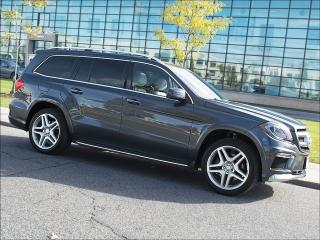 Used 2015 Mercedes-Benz GL450 AMG|NAVI|360 CAM|DUAL DVD|VENT SEATS for sale in Toronto, ON