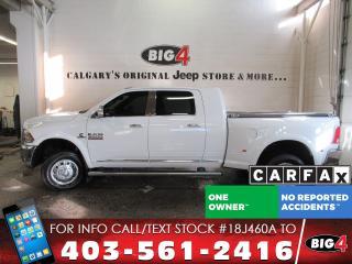 Used 2017 RAM 3500 MEGA LIMITED DUALLY   4:10   AISIN for sale in Calgary, AB
