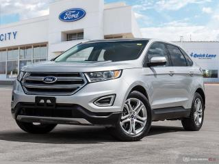 Used 2015 Ford Edge Titanium AWD for sale in Winnipeg, MB