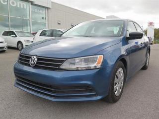 Used 2015 Volkswagen Jetta Trendline Trendline for sale in St-Léonard, QC