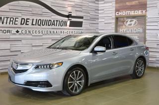 Used 2015 Acura TLX TECH+AWD+GPS+CUIR+TOIT+V6 for sale in Laval, QC