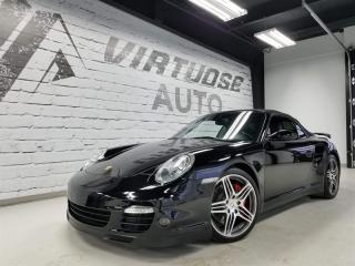 Used 2008 Porsche 911 Turbo Convertible for sale in Rimouski, QC