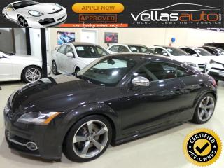 Used 2011 Audi TTS TTS| 2.0T| NAVIGATION| QUATTRO for sale in Vaughan, ON