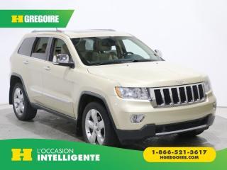 Used 2011 Jeep Grand Cherokee LTD 4X4 A/C TOIT for sale in St-Léonard, QC