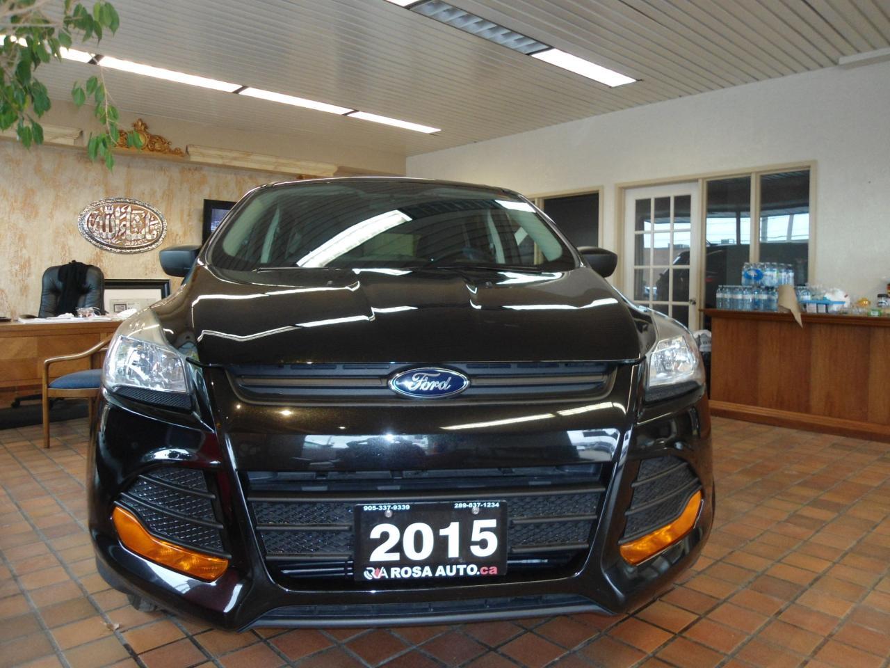 2015 Ford Escape Auto, ONE OWNER, NO ACCIDENT,LOW KM, AUX, MICHELIN