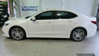 Used 2016 Acura TLX SH-AWD TECH ** ACHAT 72 MOIS 2.9 % ** for sale in Blainville, QC