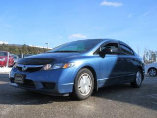Used 2010 Honda Civic DX-G / ONE OWNER / ACCIDENT FREE for sale in Newmarket, ON