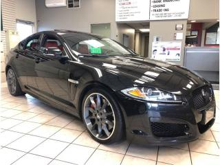 Used 2013 Jaguar XF V8  XFR SPEED for sale in Burlington, ON