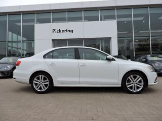Used 2015 Volkswagen Jetta Highline - Blind spot - Navi - Rear Camera for sale in Pickering, ON