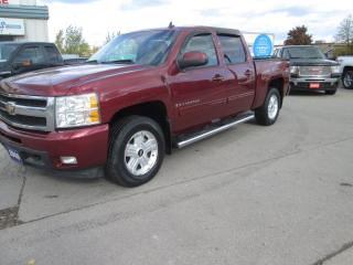 Used 2009 Chevrolet Silverado 1500 LTZ for sale in Hamilton, ON