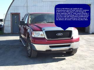 Used 2007 Ford F-150 XLT for sale in Ottawa, ON