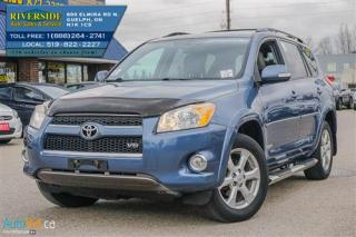 Used 2010 Toyota RAV4 LIMITED  for sale in Guelph, ON
