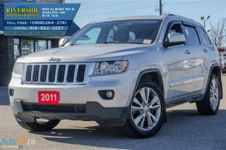 Used 2011 Jeep Grand Cherokee Limited 70th Anniversary Edtion for sale in Guelph, ON