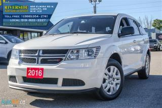 Used 2016 Dodge Journey CVP for sale in Guelph, ON
