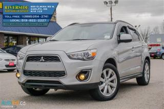 Used 2013 Mitsubishi RVR Sport for sale in Guelph, ON