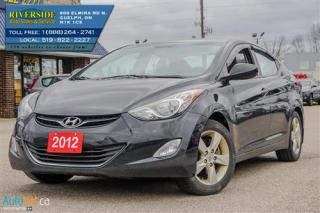 Used 2012 Hyundai Elantra SEDAN for sale in Guelph, ON