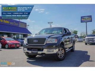 Used 2005 Ford F-150 Lariat for sale in Guelph, ON