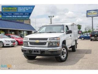 Used 2012 Chevrolet Colorado LT WORK TRUCK for sale in Guelph, ON