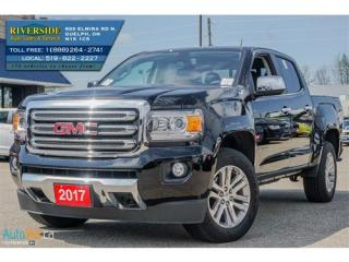 Used 2017 GMC Canyon SLT for sale in Guelph, ON