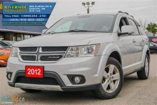 Used 2012 Dodge Journey SXT for sale in Guelph, ON