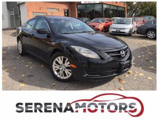 Used 2010 Mazda MAZDA6 GS | AUTO | NO ACCIDENTS for sale in Mississauga, ON