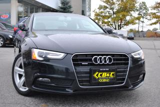 Used 2014 Audi A5 6 SPEED! ONE OWNER! LOCAL CAR! for sale in Oakville, ON