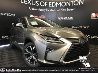 New 2019 Lexus RX 450h Executive Package for sale in Edmonton, AB