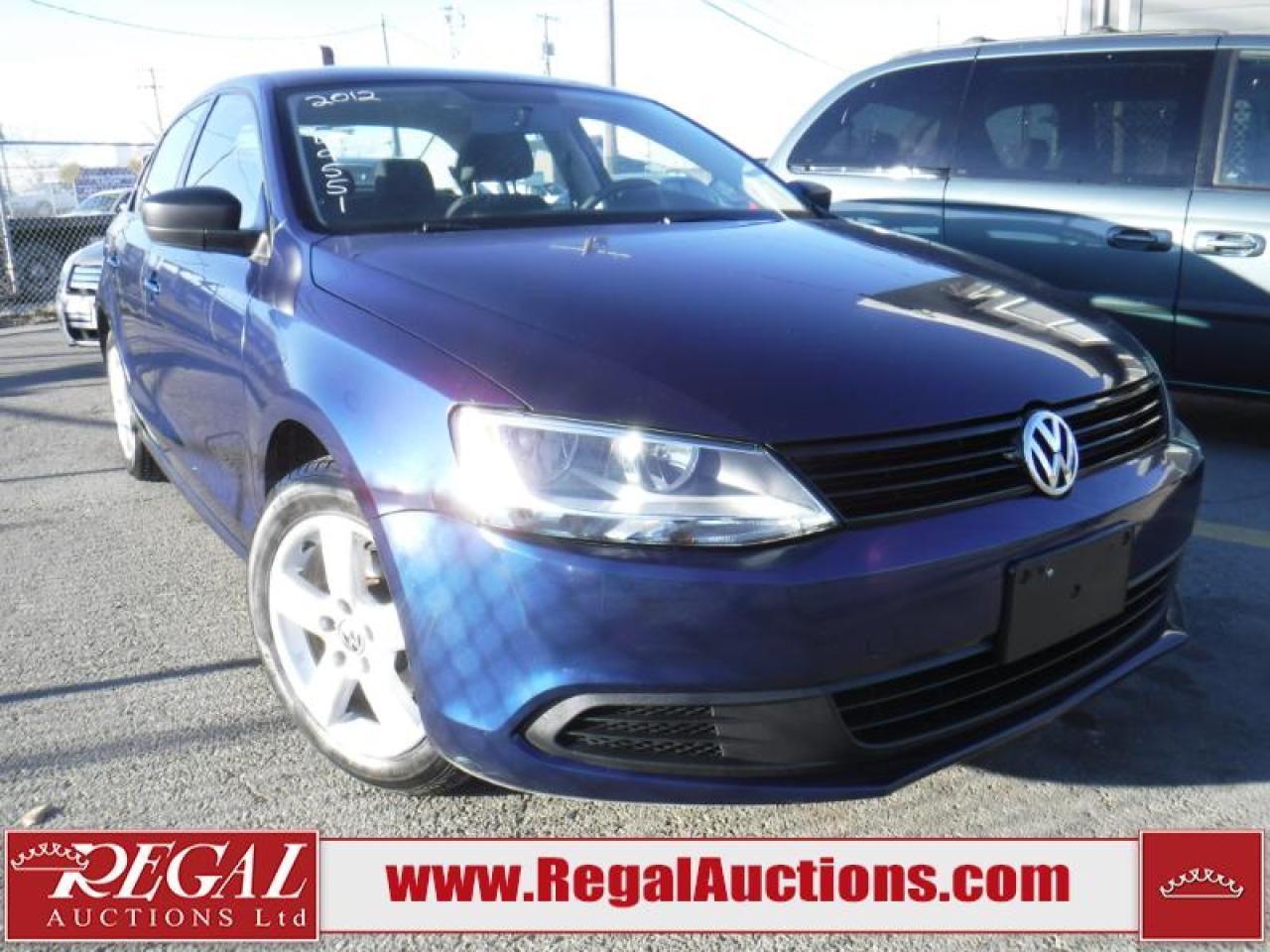 Photo of Blue 2012 Volkswagen Jetta