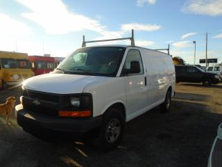 Used 2008 Chevrolet Express Standard for sale in Mississauga, ON