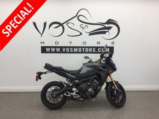 Used 2015 Yamaha FJ-09 - Free Delivery in GTA** for sale in Concord, ON