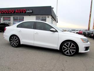 Used 2012 Volkswagen Jetta 2.0T GLI 6 Speed Manual Navigation Certified 2YR Warranty for sale in Milton, ON