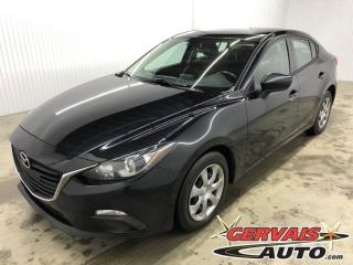 Used 2016 Mazda MAZDA3 Gx Petit Prix for sale in Shawinigan, QC