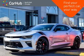 Used 2018 Chevrolet Camaro SS|Manual|Backup Cam|Bluetooth|Keyless Entry|Sunroof|20