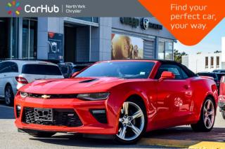Used 2018 Chevrolet Camaro SS|BOSESound|Nav|BackupCam|Bluetooth|Keyless Entry for sale in Thornhill, ON