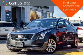 Used 2018 Cadillac ATS Sedan Luxury AWD|BOSE|Sunroof|Bluetooth|Keyless_Entry|17