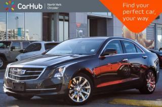 Used 2018 Cadillac ATS Sedan Luxury AWD|BOSE|Sunroof|Nav|Backup Cam|Bluetooth|17