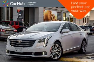 Used 2018 Cadillac XTS Luxury AWD|Pano_Sunroof|Keyless_Go|Nav|Backup_Cam|BOSE|19