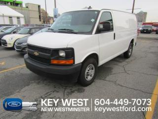 Used 2017 Chevrolet Express Cargo Van *No Accidents* for sale in New Westminster, BC