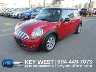 Used 2012 MINI Cooper Hardtop *No Accidents, Low Km's* Knightsbridge Edition for sale in New Westminster, BC