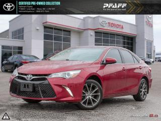 Used 2015 Toyota Camry 4-Door Sedan XSE 6A XSE, LEATHER, NAV for sale in Orangeville, ON