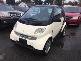 Used 2006 Smart fortwo 2dr Cpe Pure for sale in Surrey, BC