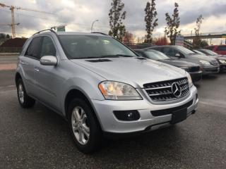 Used 2008 Mercedes-Benz ML-Class 4MATIC 4dr 3.0L CDI for sale in Surrey, BC