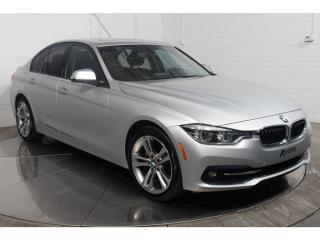 Used 2016 BMW 3 Series 320i Sport Xdrive Cuir for sale in Île-Perrot, QC