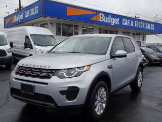 Used 2016 Land Rover Discovery Sport Intelligent AWD, Low Mileage, No Accidents for sale in Vancouver, BC