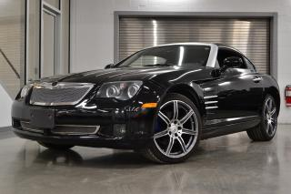 Used 2005 Chrysler Crossfire for sale in Laval, QC